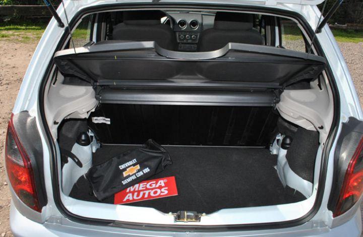 Prueba: Chevrolet Celta 1.4 L 5 puertas - Objetivo cumplido