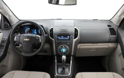 Chevrolet Trailblazer Interior Trailblazer Interior 1.jpg