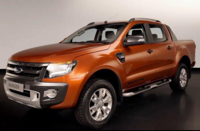 Te gusta la Ranger 2012? Dejá tu comentario