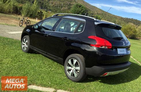 peugeot 2008, en argentina desde 316.600 pesos - mega autos