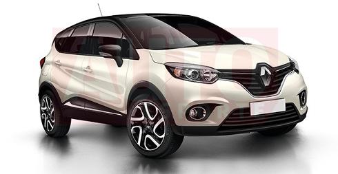 Cómo sería el Renault Captur regional - Mega Autos