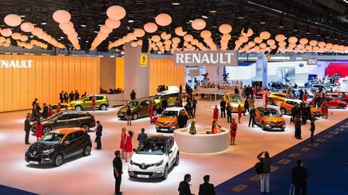 cinco premios para renault en el sal n de frankfurt mega autos. Black Bedroom Furniture Sets. Home Design Ideas