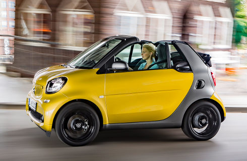 smart fortwo cabrio a cielo abierto mega autos. Black Bedroom Furniture Sets. Home Design Ideas