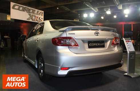 Toyotal Corolla XRS
