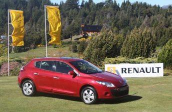 Renault Mégane III en Argentina
