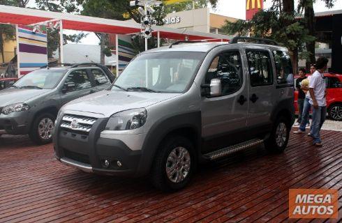 FIAT anticipó el Dobló Adventure en Pinamar