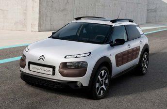 Citroën presentó el C4 Cactus junto con un nuevo posicionamiento