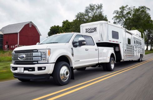 Ford F-Series Super Duty: las más capaces