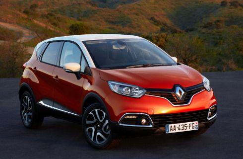 Cómo sería el Renault Captur regional