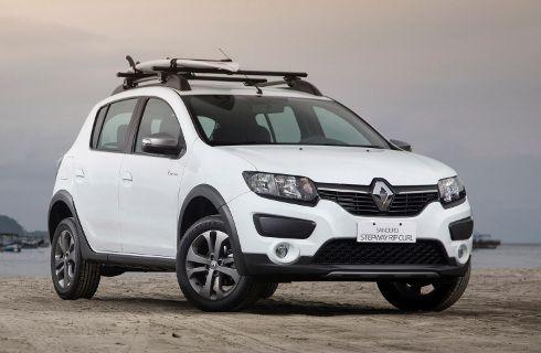 Serie Rip Curl para el nuevo Renault Sandero Stepway
