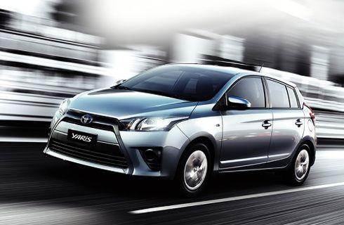 Toyota Yaris, para el segundo semestre de 2016