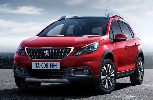 Peugeot 2008, renovado en Europa
