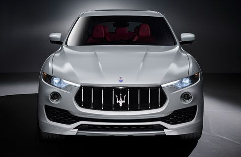 Levante, el primer SUV de Maserati debutará en Ginebra