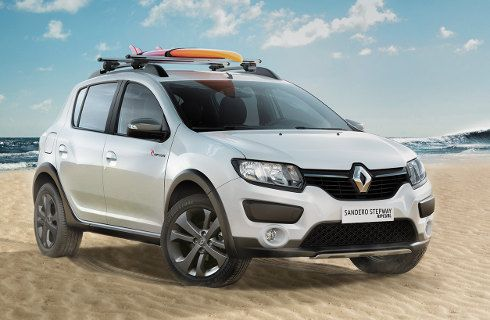 Renault Sandero Stepway Rip Curl, a la venta por $ 284.600