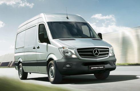 Mercedes-Benz Sprinter, con cambios variados en Argentina
