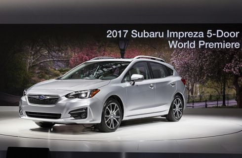 Así es la nueva generación del Subaru Impreza