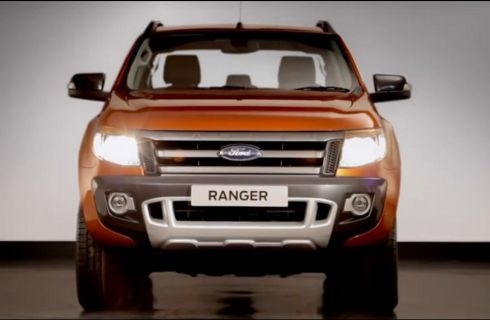 Nuevo video de la Ford Ranger 2012