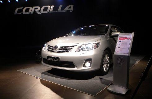 Nuevo Toyota Corolla en Argentina