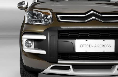 El C3 Aircross visita la Boutique de Citroën