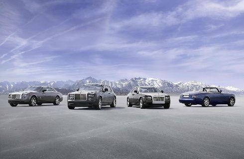 Rolls-Royce desembarca en Brasil