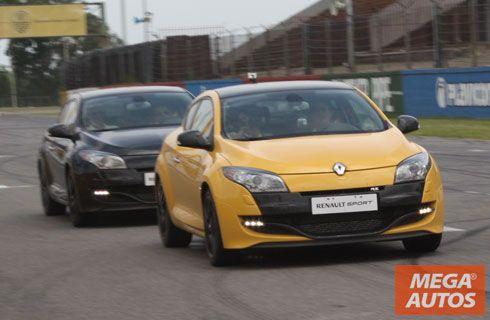 Renault Mégane III RS: nacido para las pistas
