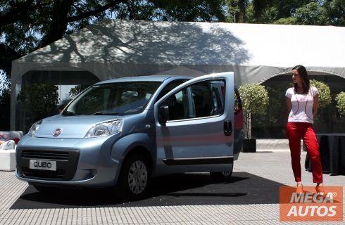 El Fiat Qubo aterrizó en Argentina