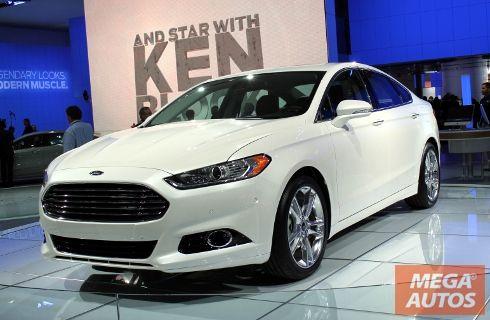 Ford el sucesor del mondeo ser el nuevo fusion mega autos for Nuevo fusion plus