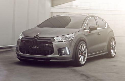 Citroën suma una variante de competición del DS4