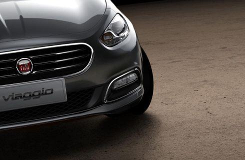 Fiat mostró las primeras imágenes de su nuevo modelo, bautizado Viaggio