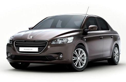 Peugeot 301, un sedán chico para producción en gran escala