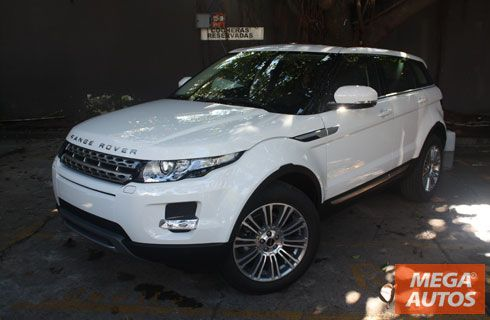 Range Rover Evoque en Argentina
