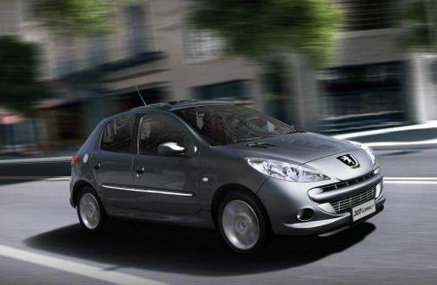 El Peugeot 207 Compact con nueva nomenclatura para sus versiones