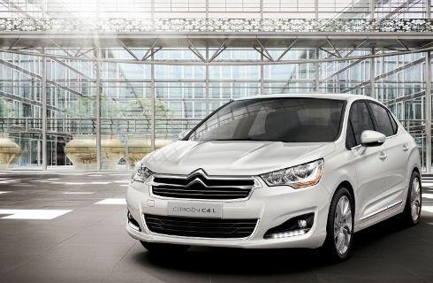 ¿Será este el Citroën C4 Sedán para Argentina?