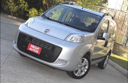 Prueba: Fiat Qubo 1.4 Dynamic