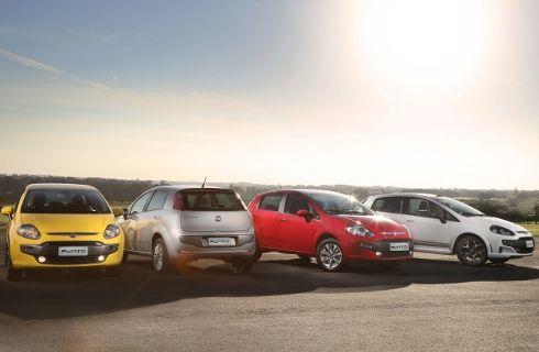 Este es el nuevo Fiat Punto 2013