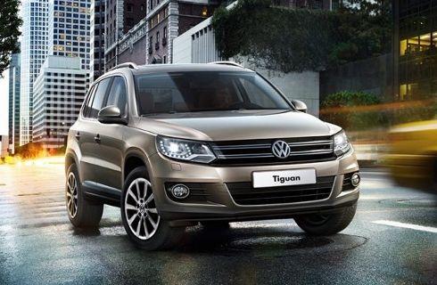 VW Tiguan Elegance, disponible en Argentina