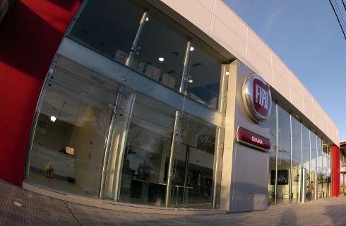 Nueva concesionaria oficial Fiat en Mar del Plata
