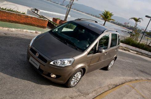 Cambios en la gama del fiat idea mega autos for Fiat idea 2013 precio argentina