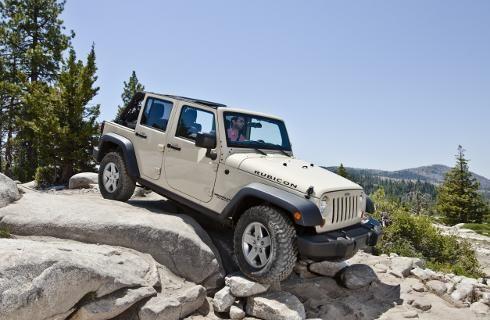 El Jeep Wrangler Rubicon llegó a la Argentina