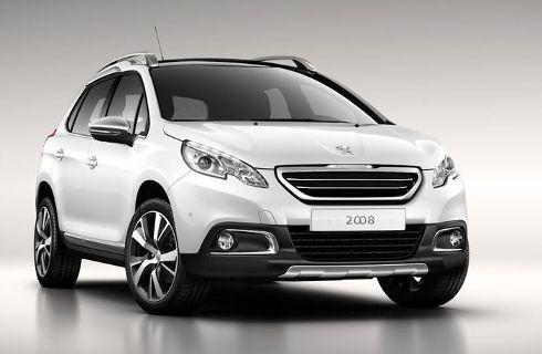 Peugeot 2008, el SUV compacto que llegará a la Argentina