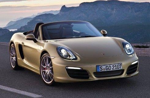 Porsche exhibe el nuevo Boxster S en Cariló