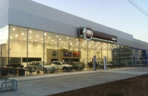 Fiat inaugura una nueva concesionaria en Pinamar