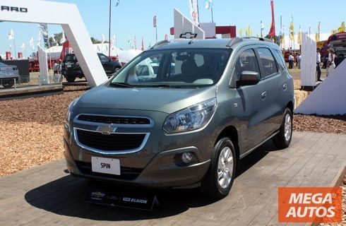 Chevrolet Spin, también diesel