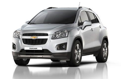 La Chevrolet Tracker inicia su aventura en la Argentina