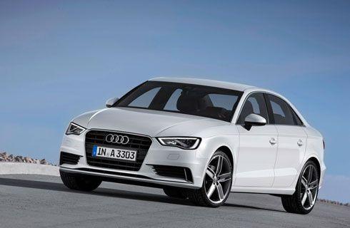 Audi fabricará el A3 Sedán y el Q3 en Brasil