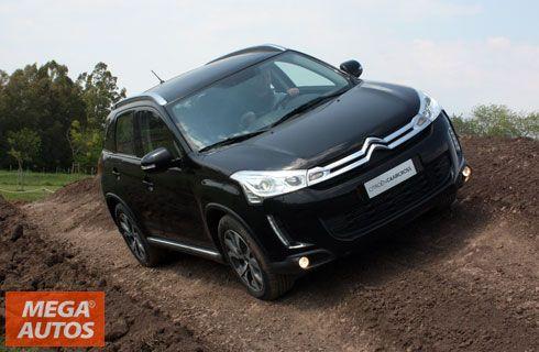 Citroën C4 Aircross: llegó el SUV del doble chevrón