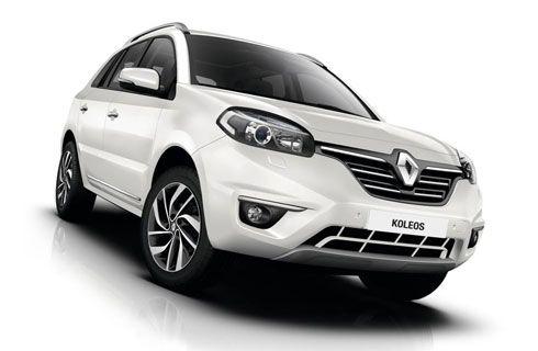 Nuevo Renault Koleos a la venta en Argentina