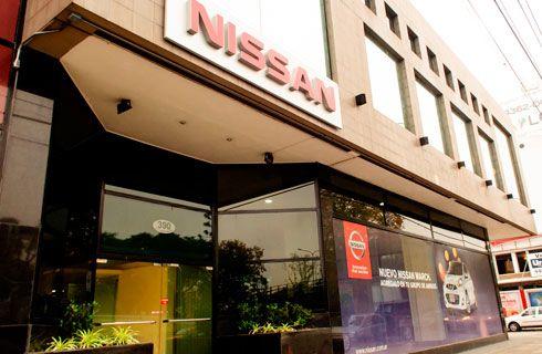 Nissan Argentina inauguró edificio corporativo