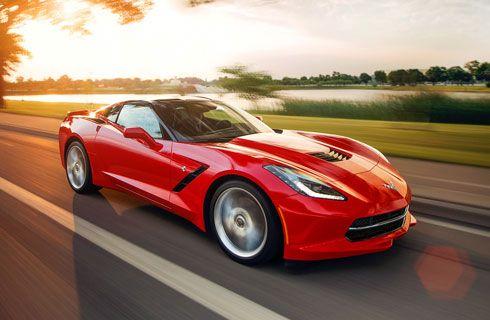 El Corvette Z06 2015 será el auto más potente de la historia de GM