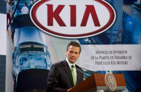 Kia fabricará el Cerato y el Rio en México